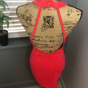 Solemio Dresses - NWT Solemio sexy bodycon dress w/mesh detail 💕